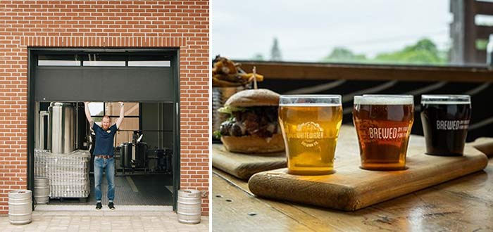 Craft Breweries in Ontario along the Rideau Canal