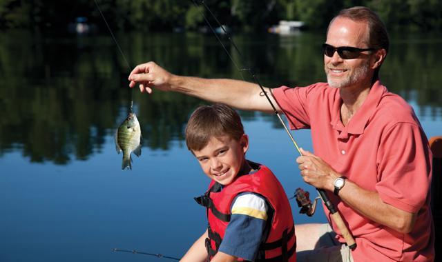 4. Fishing