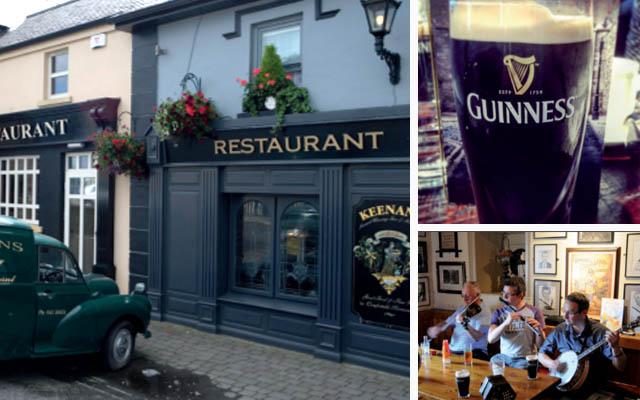 The finest Irish pubs in Portumna