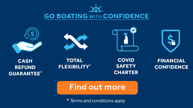 Go boating with confidence
