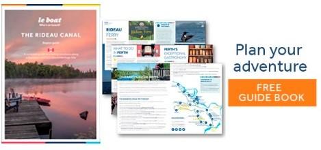 Rideau Canal guide