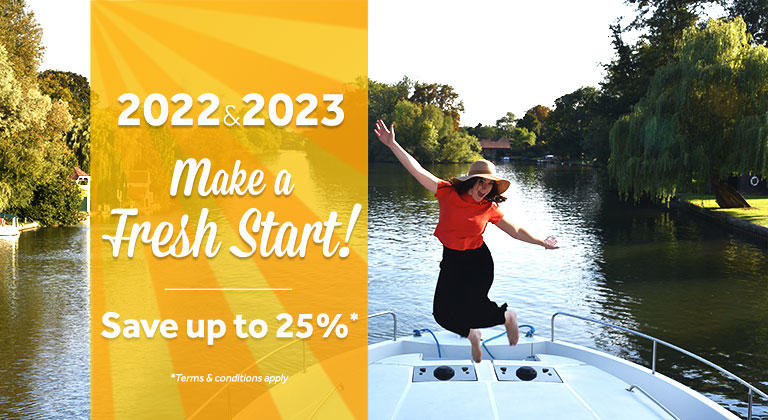 2022 - 2023 Early Booking Offer