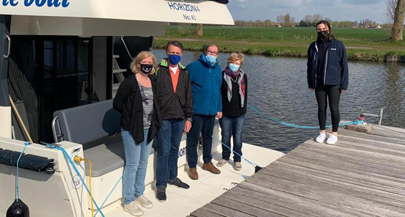 First 2021 customers - Nieuwpoort