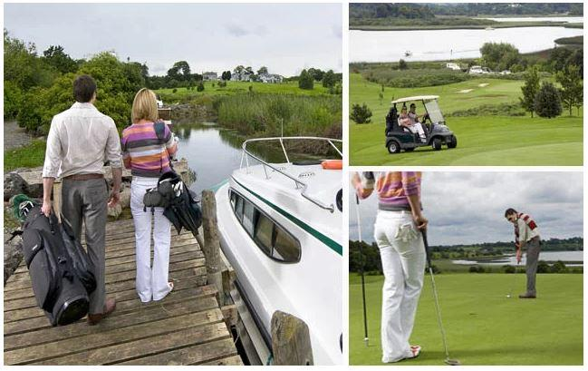 Golfing in Ballyconnell