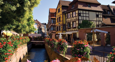 The beauty of Alsace