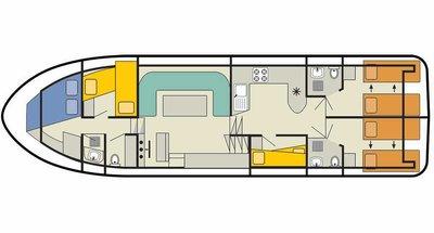 Grand Classique deckplan