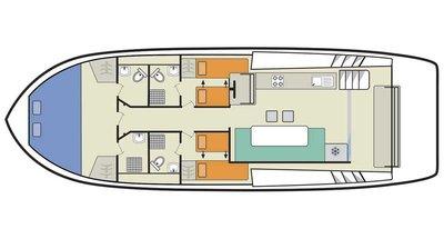 Horizon 3 deckplan