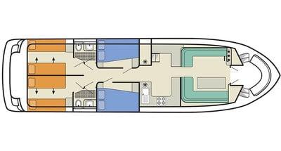 Salsa B deckplan