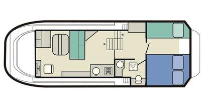 Sheba deckplan