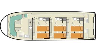 Vision 3SL Deckplan
