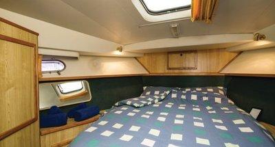 Royal Star WHS - Forward cabin