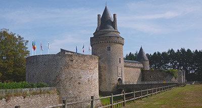 Blain in Brittany