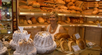 Traditional French bakery