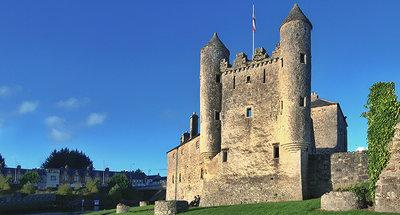Enniskillen castle in Ireland