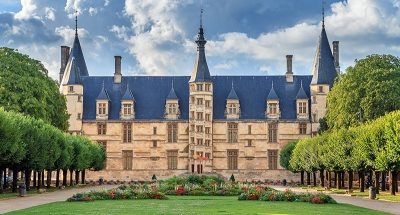 The Ducal Palace in Nevers