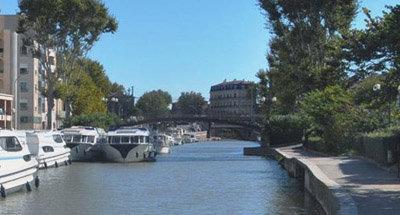 Le Boat Vision on the Midi