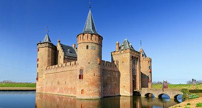 Medieval Muiden Castle