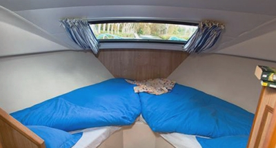 Front Cabin of Caprice