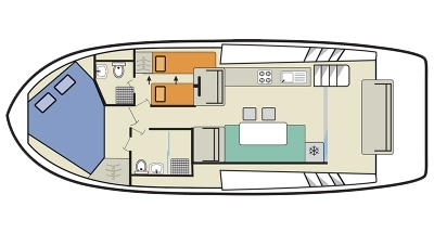 Horizon 2 Deckplan