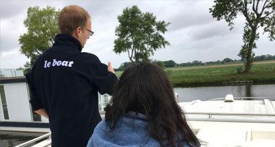 Le Boat internship
