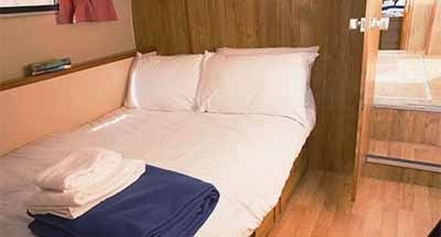 Tamaris cabins & bathrooms