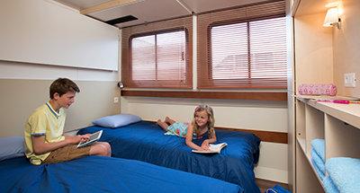 Vision 3SL cabin & bathrooms