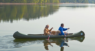 Kayaking in Germany