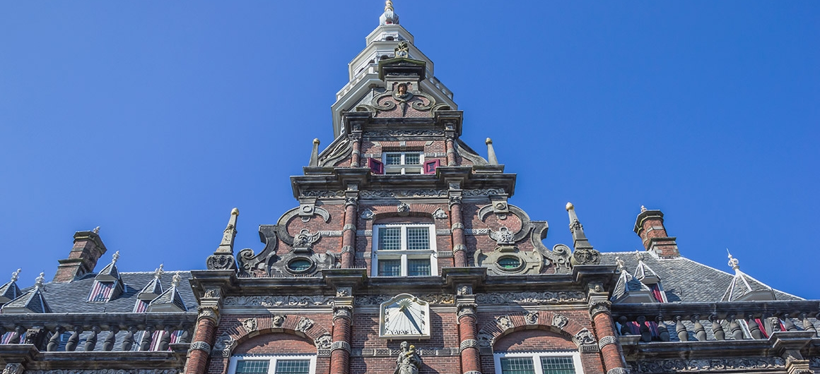 Bolsward Town Hall, Netherlands