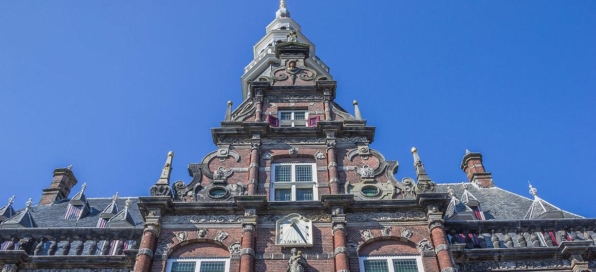 Bolsward Town Hall, Netherlands