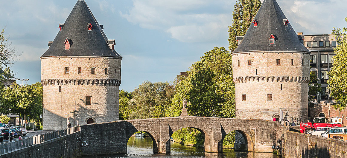 Broel Towers, Kortrijk