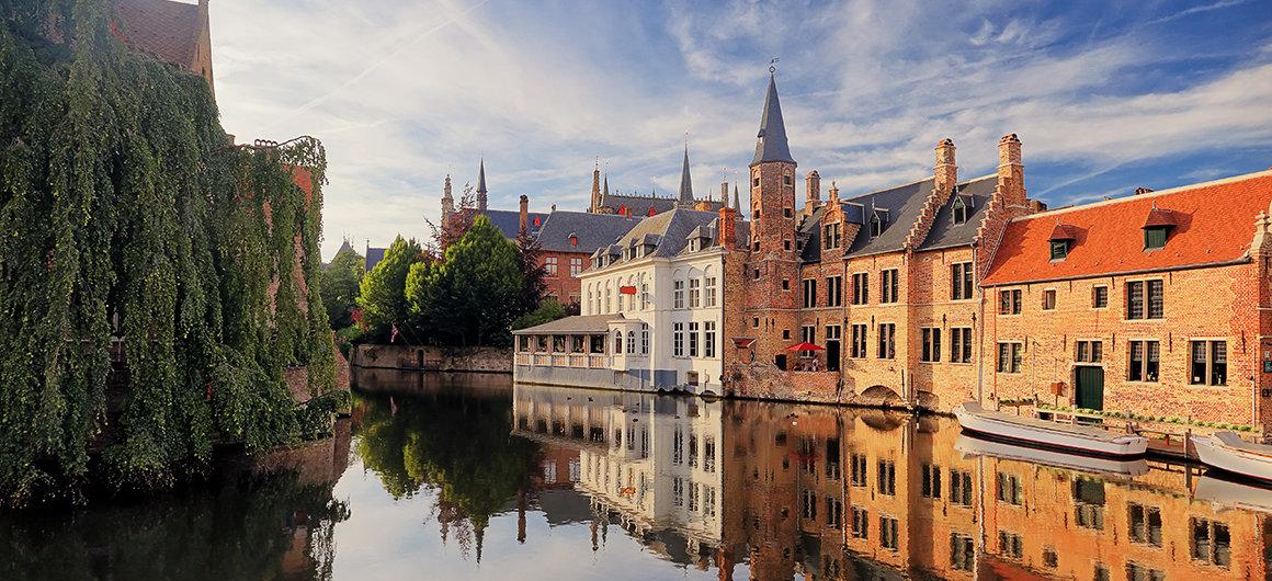 Charming Bruges, Belgium