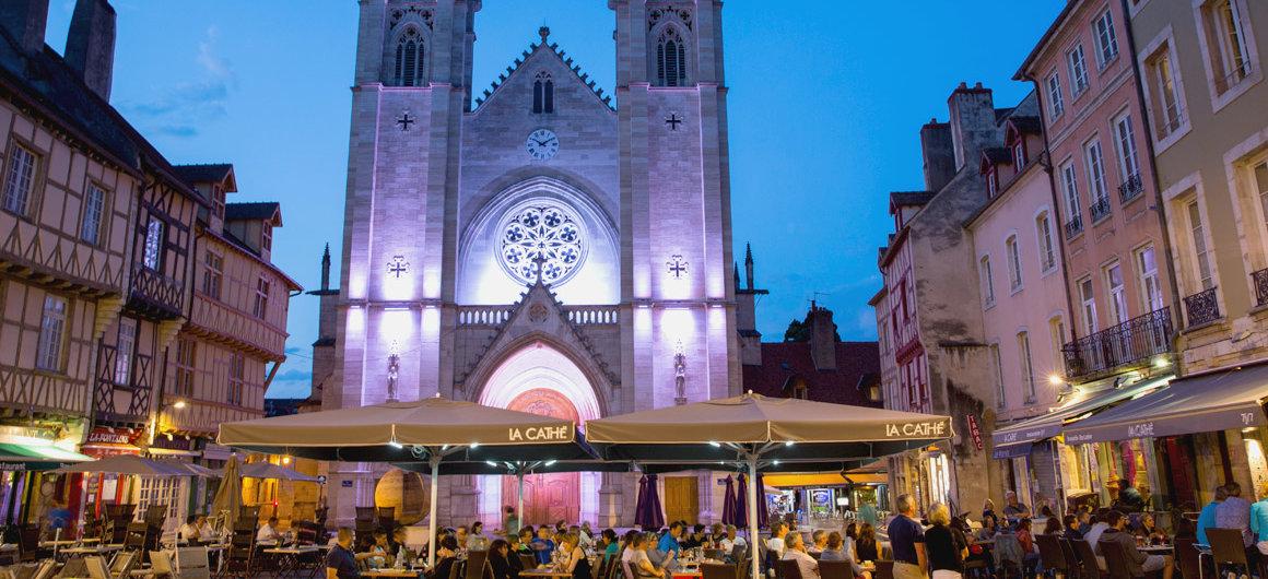 St Vincent Cathedral, Chalon-sur-Saône