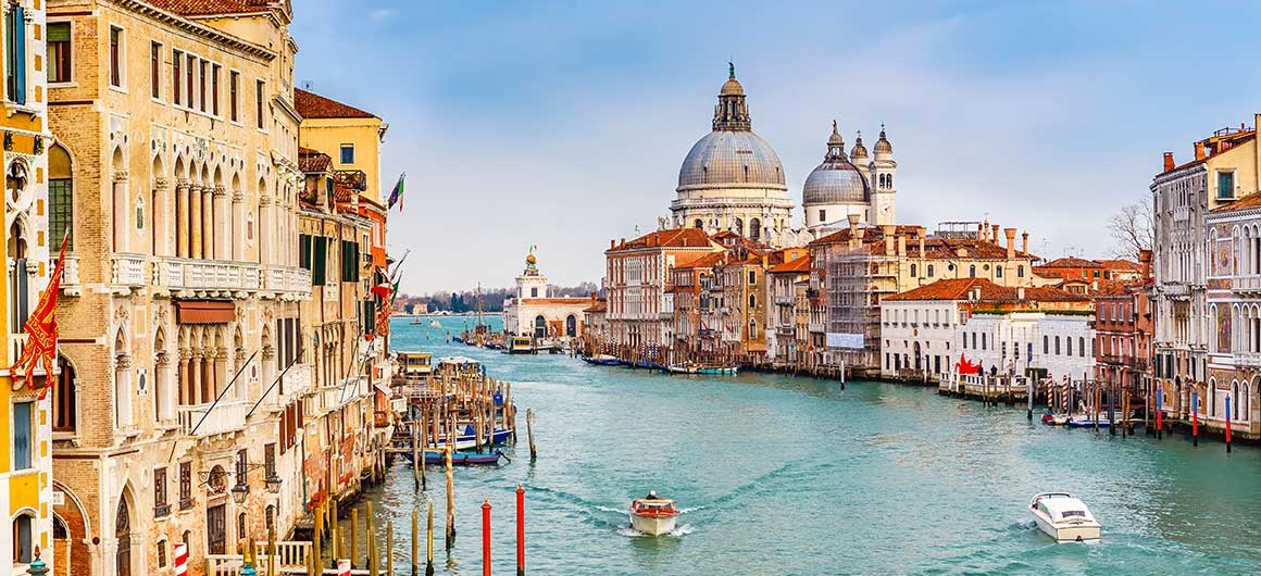 Grand Canal, Venice, Italy