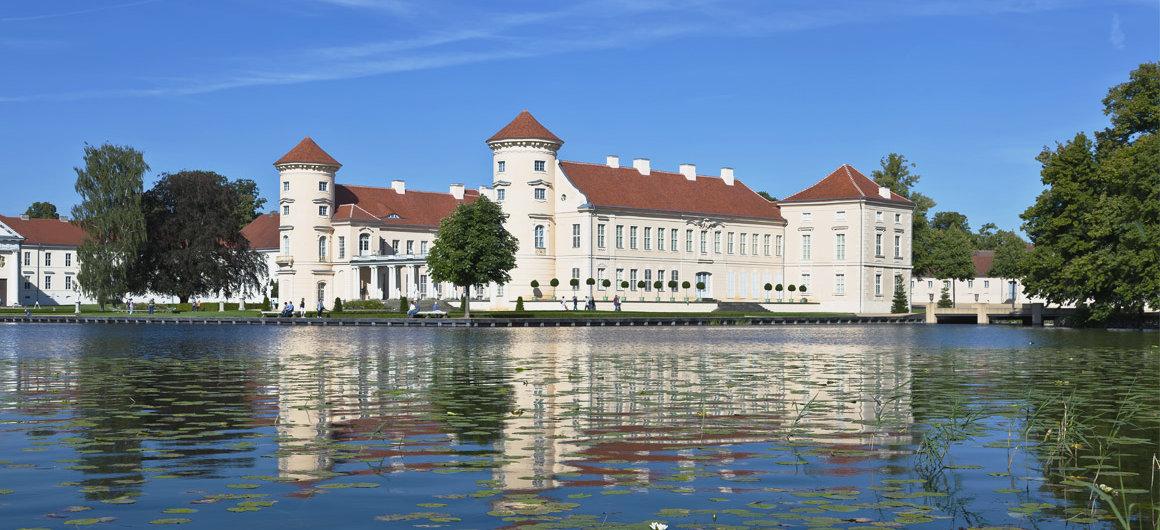 Rheinsberg Castle, Germany