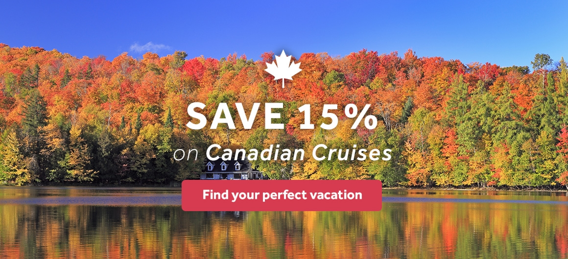 Save 15% off Canada
