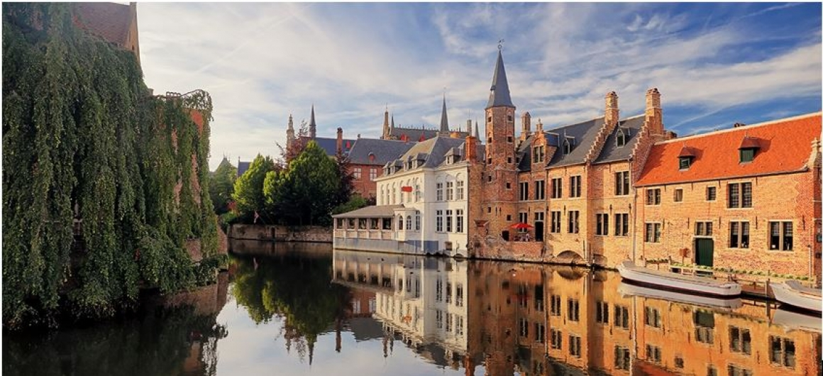 The Flanders region of coastal Belgium is rich in culture and natural beauty