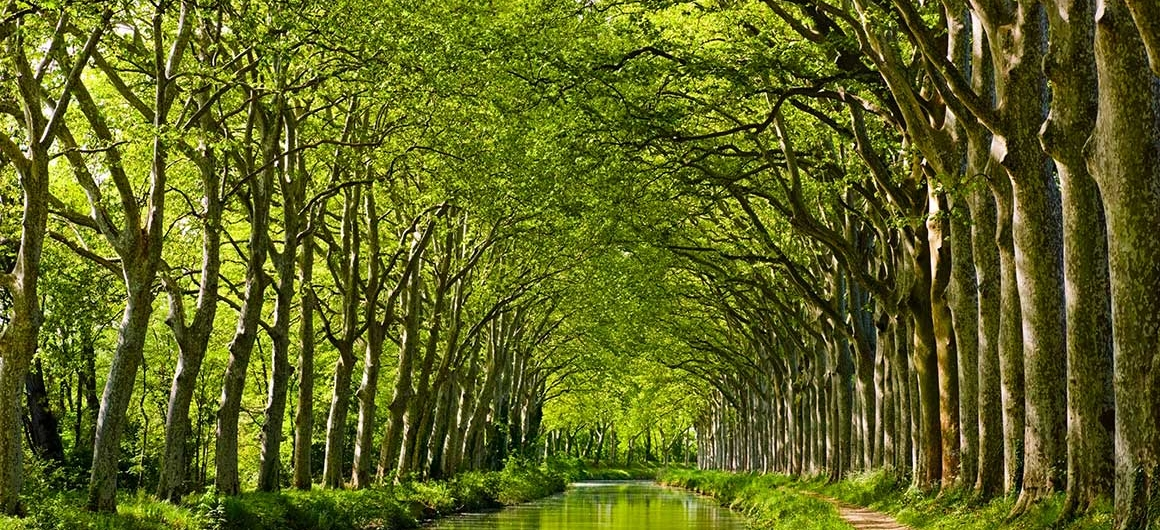 Weekend sul Canal du Midi