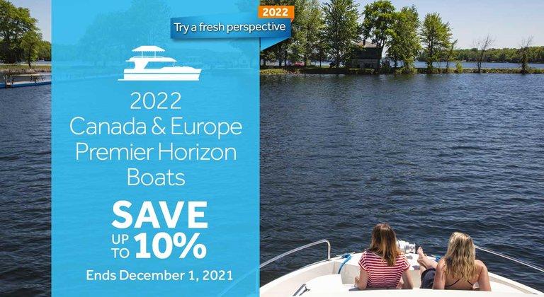 Cruise in Canada or Europe on the Horizon Fleet