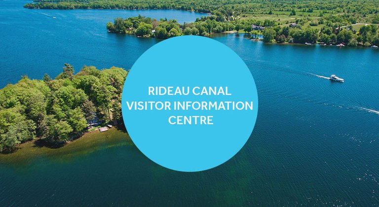 Rideau Canal Visitor Information Centre