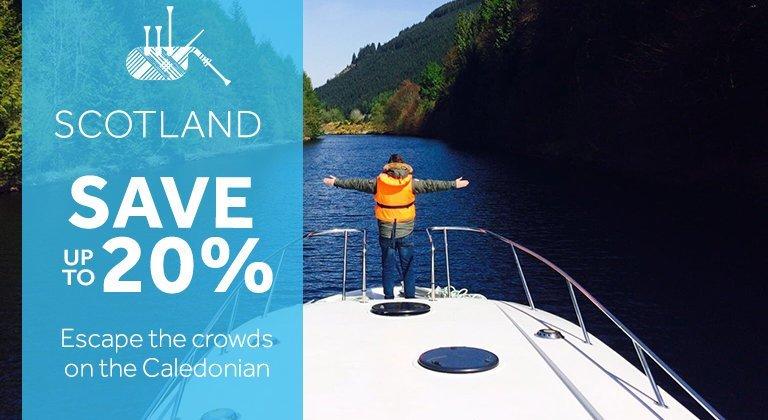 Cruise Scottland