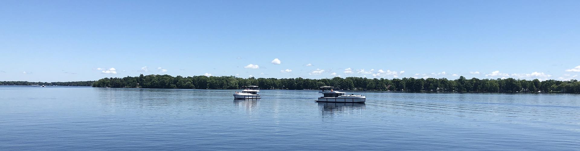 Le Boat Ownership Horizon fleet