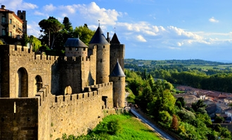 Citadel of Carcassonne, Canal du Midi