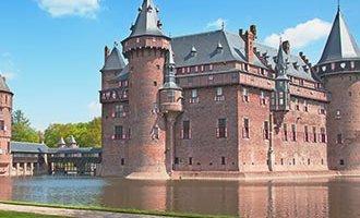 De Haar castle,Utrecht