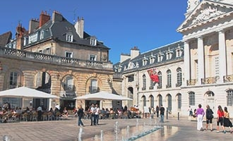 Square in Dijon