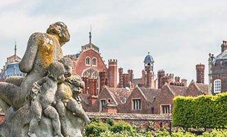 Hampton Court Palace sculpture