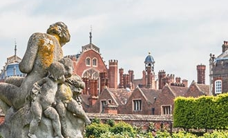 Hampton Court Palace sculpture