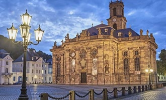 Ludwigkirche Saarbrucken